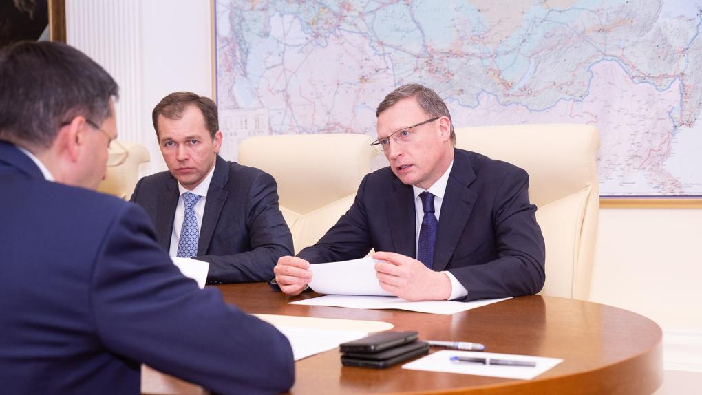 Бурков попросил 4,3 млрд рублей из федерального бюджета на достройку Красногорского гидроузла