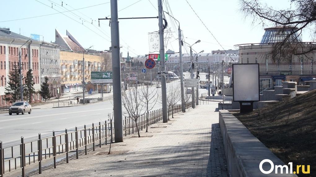 В Омске закрыта граница с Казахстаном, но по районам передвигаться можно