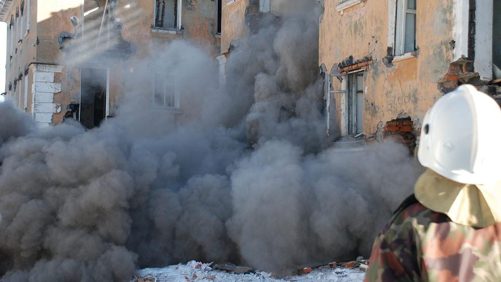 В Балашихе в жилом доме прогремел взрыв