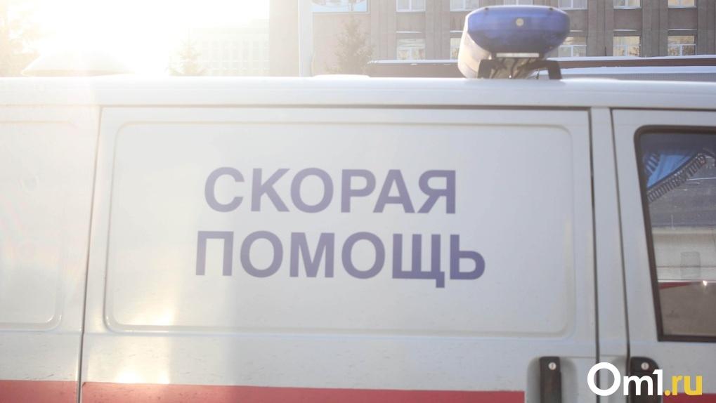 В Омской области двое мужчин разбились при падении с высоты