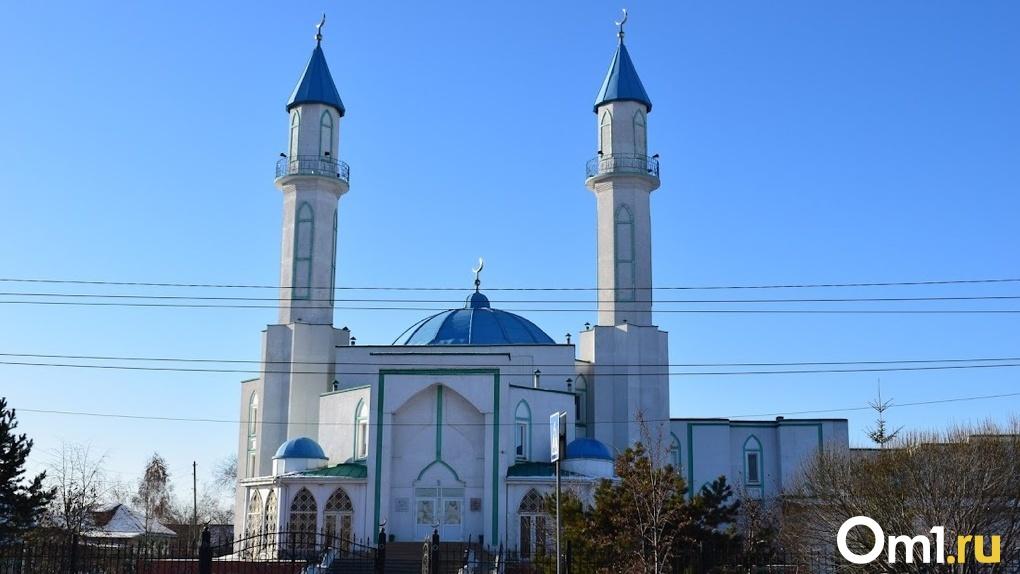 Из омской мечети во время празднования Курбан-байрам сбежал баран