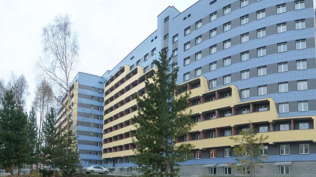 В Академгородке построят новое общежитие НГУ