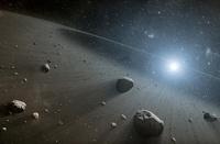 Астрономы засекли потенциально опасный для Земли астероид