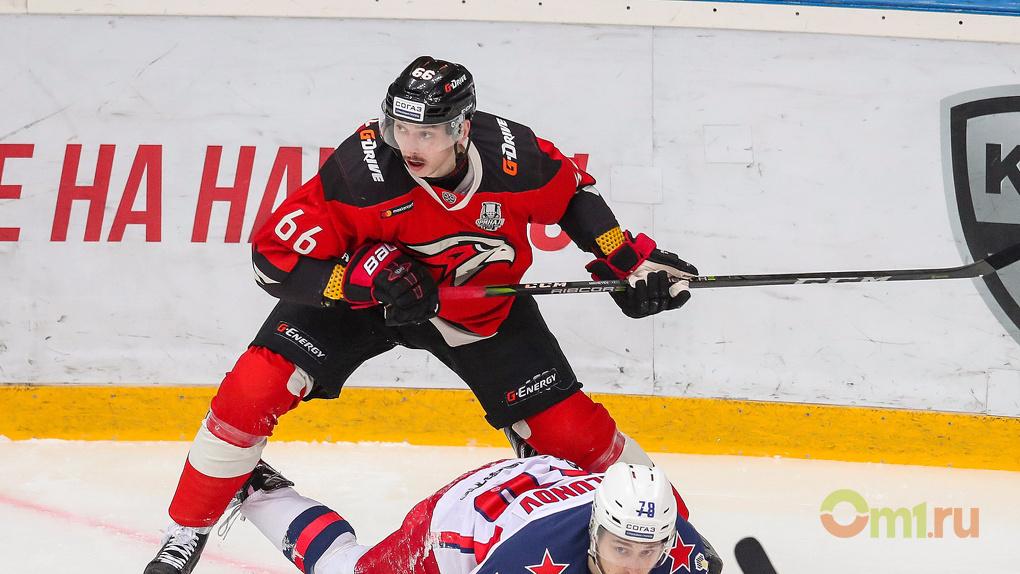 Михеев покинул «Авангард», но обещал привезти в Омск Кубок Стэнли