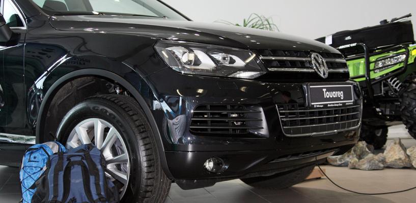 В России отзывают 4500 бракованных Volkswagen Touareg