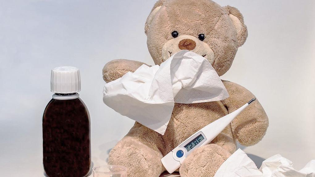 В омских больницах зарегистрировано только 14 заболевших гриппом