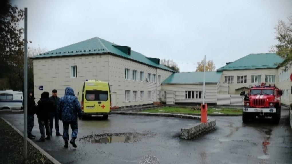 Октябрьский районный суд Новосибирска эвакуировали из-за сообщения о бомбе