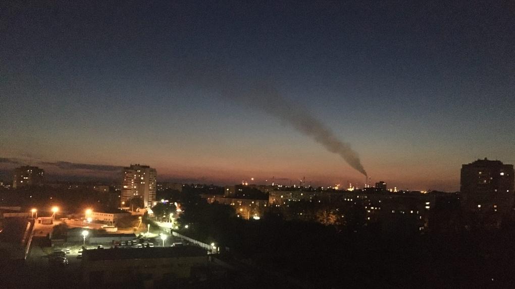 «Травля продолжается!» Ночью выбросы накрыли почти весь Омск