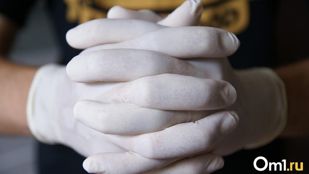 Количество заболевших COVID-19 в Омской области вновь превысило 200 человек