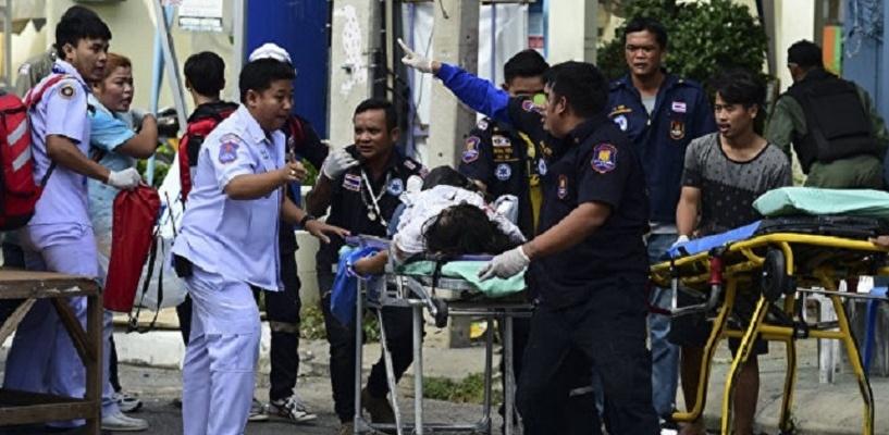 Теракты в Таиланде: в курортных зонах прогремело шесть взрывов