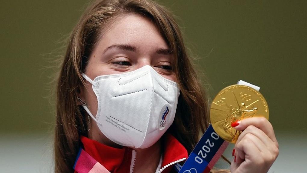 В Омске планируют построить новый стрелковый тир на фоне победы омички на Олимпиаде в Токио