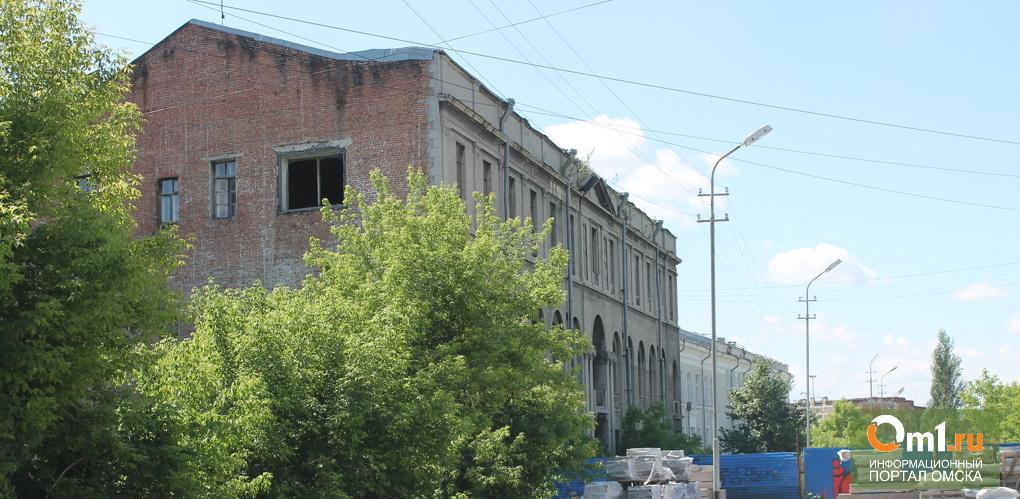 Замминистра культуры РФ оценил омскую «Саламандру»