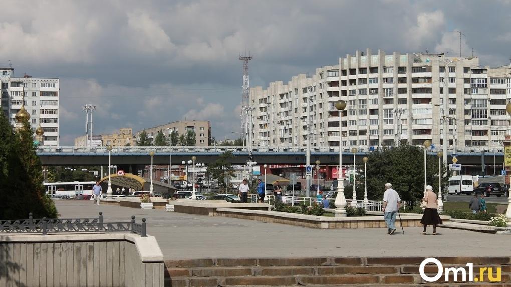 Омск стал худшим городом по качеству городской среды