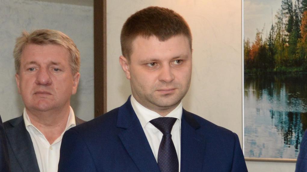 Бурков поздравил омский кабинет министров с пополнением