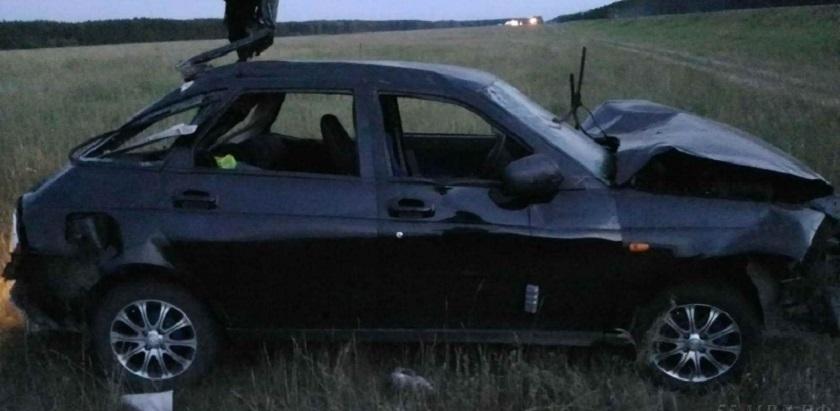 Полиция завела уголовное дело на жителя Омской области, погубившего жену с двумя детьми в ДТП под Большеречьем