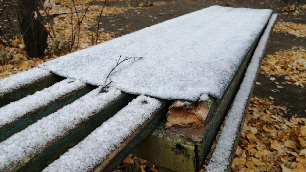 Одеваемся теплее: на Новосибирск надвигаются 14-градусные морозы