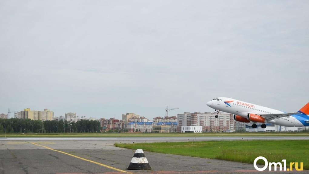 В Омске запустили прямой рейс в Ростов-на-Дону