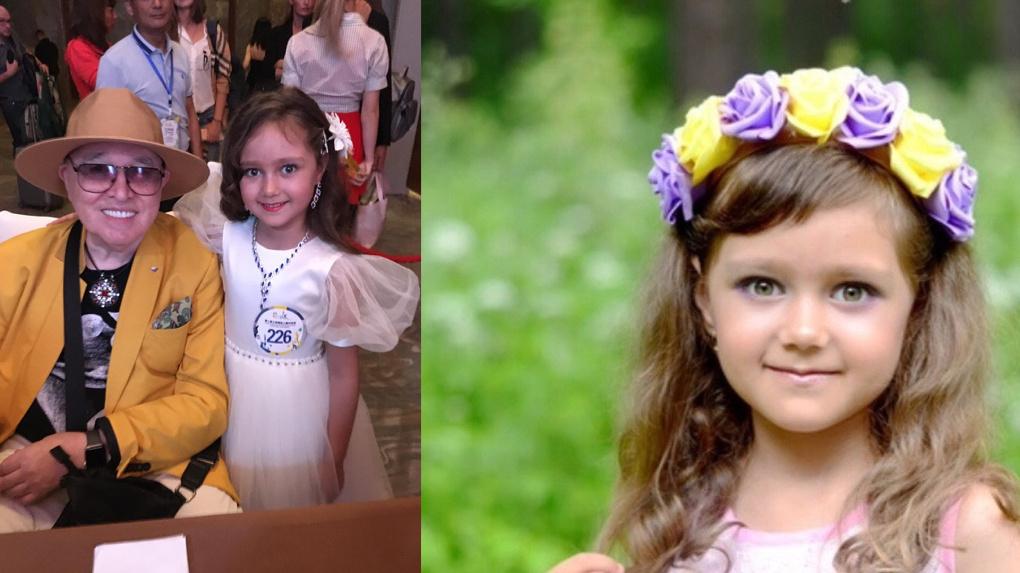 Шестилетняя девочка из Новосибирска поборется за победу на международной неделе моды