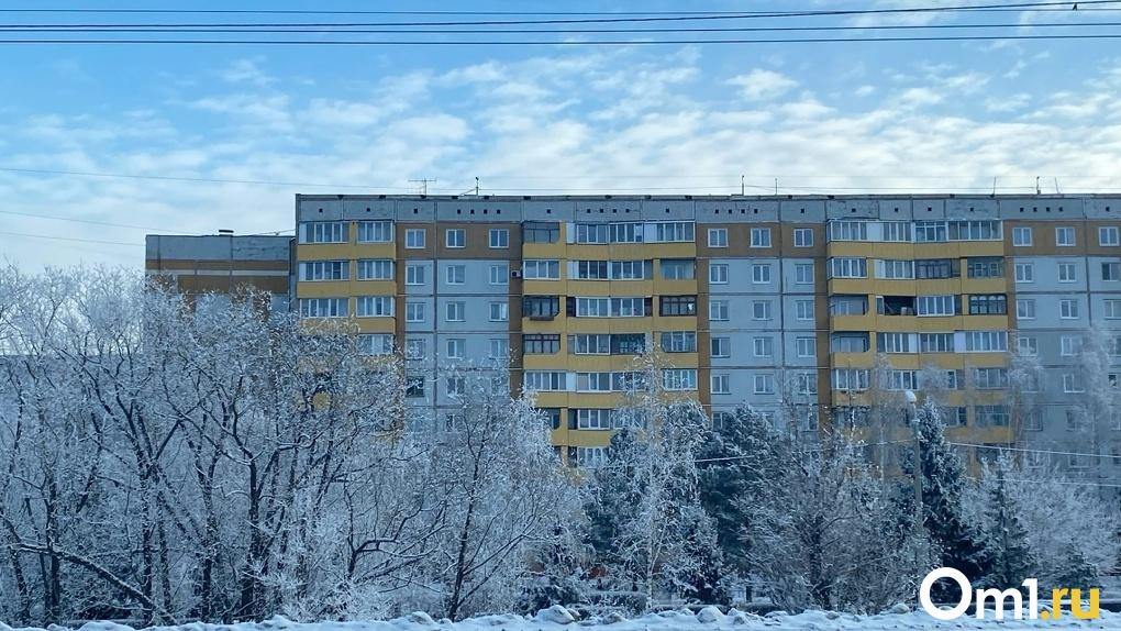 В Омск на выходные придёт нетипичная жара для декабря