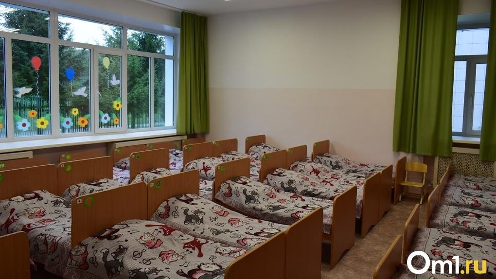 В Омске построят еще 7 детских садов (Адреса)