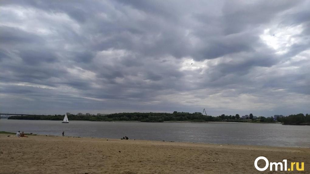 Дождь, гроза и ветер: на выходных в Омск может вернуться осенняя погода