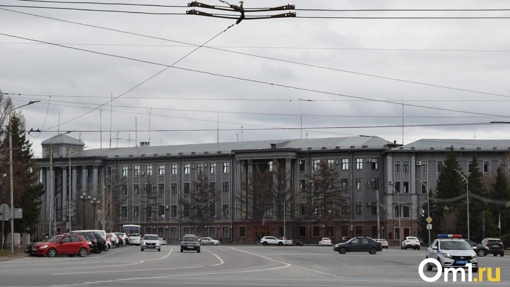 Центральные улицы Омска перекроют почти на весь день