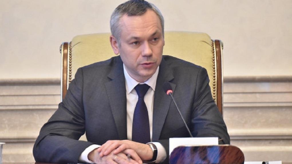 Андрей Травников сообщил о реализации дополнительных мер по противодействию коронавирусу в Новосибирске
