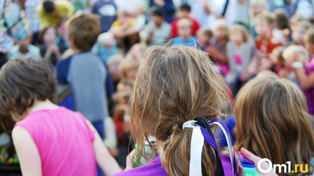Под конец каникул в Омске откроют больше 500 детских лагерей