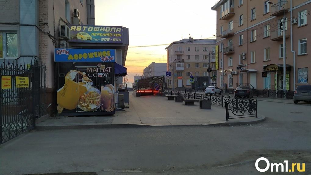 Какие тротуары в Омске отремонтируют в 2020 году? Карта