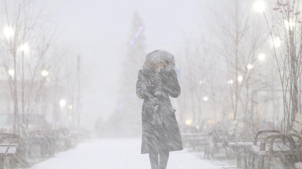 Метели, гололед и обрыв проводов: новосибирцев предупреждают о неблагоприятной погоде