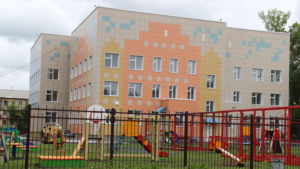 В Новосибирской области построят 19 детских садов