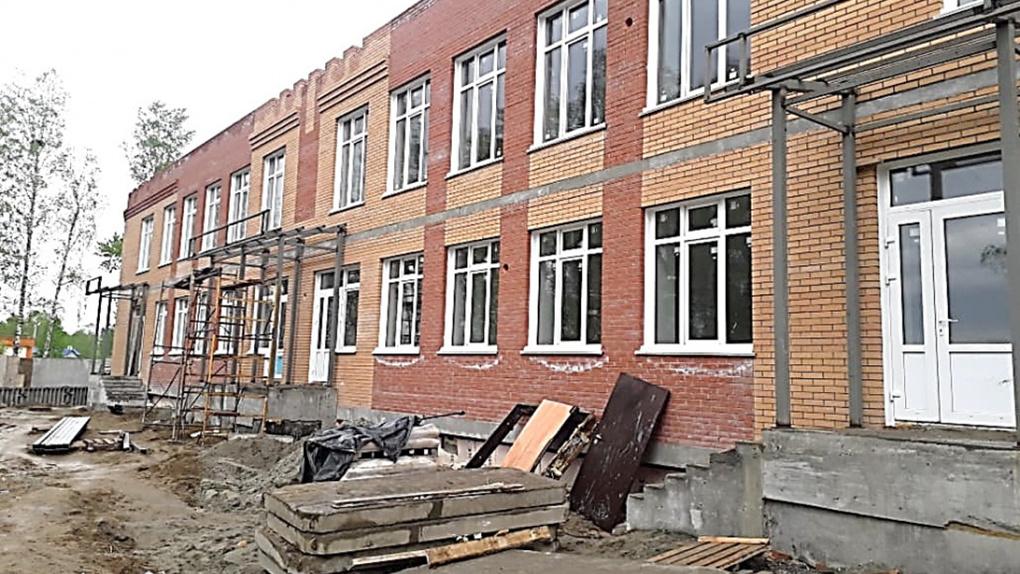 Опасен для жизни: новосибирские эксперты признали аварийным детский сад в селе Марусино