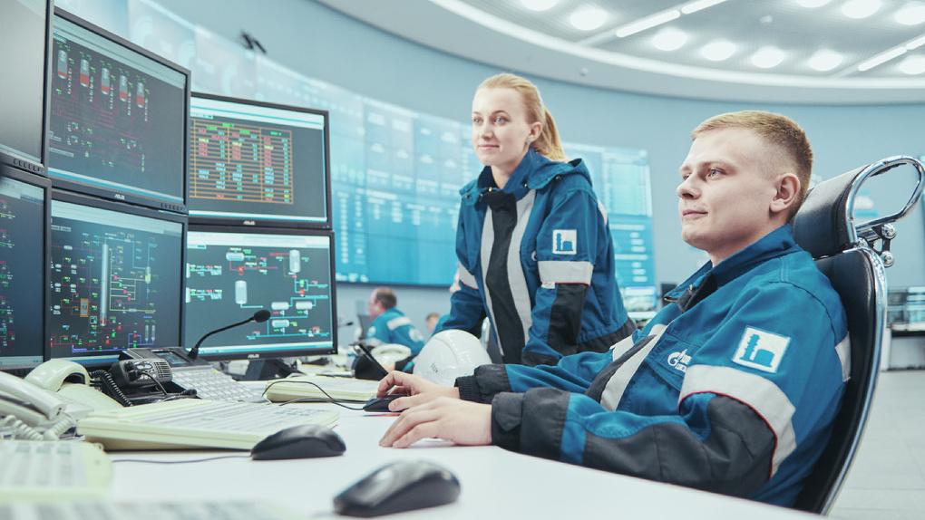 Омский НПЗ представил казахстанским партнерам технологии эффективного производства