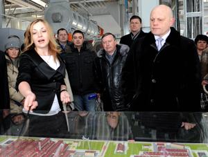 «Руском-Агро» открыл новый комбикормовый завод в Кормиловке