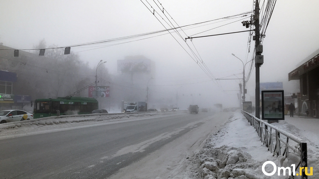 Новосибирск заволокло ядовитым воздухом: уровень загрязнения критический