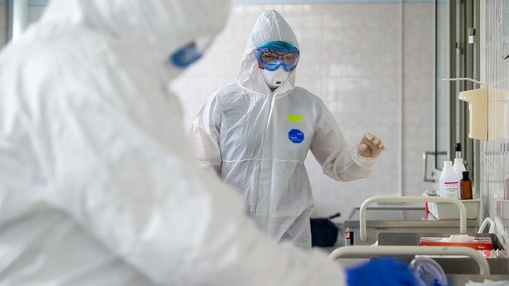 Медики умирают на передовой. Среди погибших от коронавируса более 70 сотрудников здравоохранения