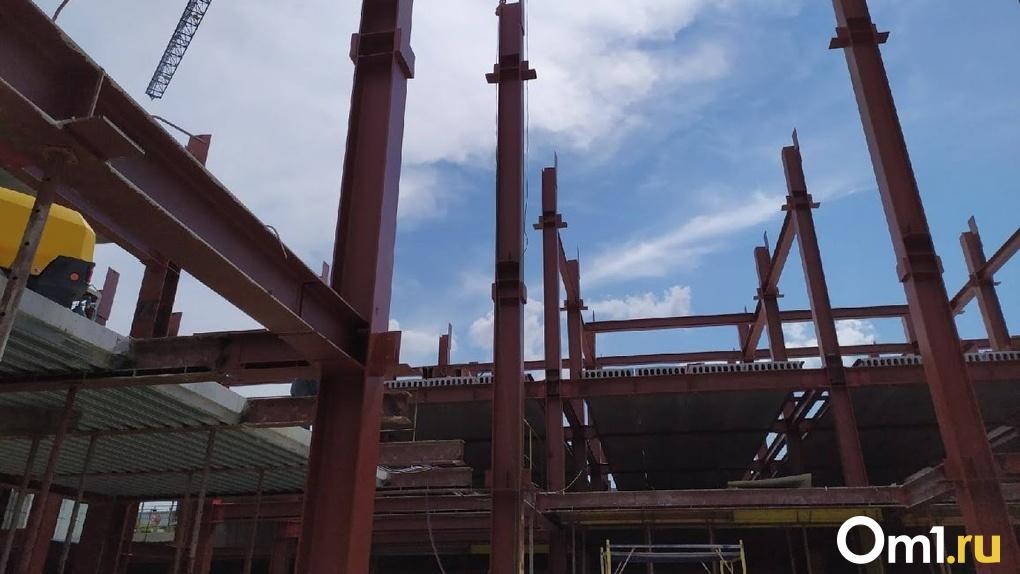 В Омске планируется строительство нового завода по производству сжиженного газа