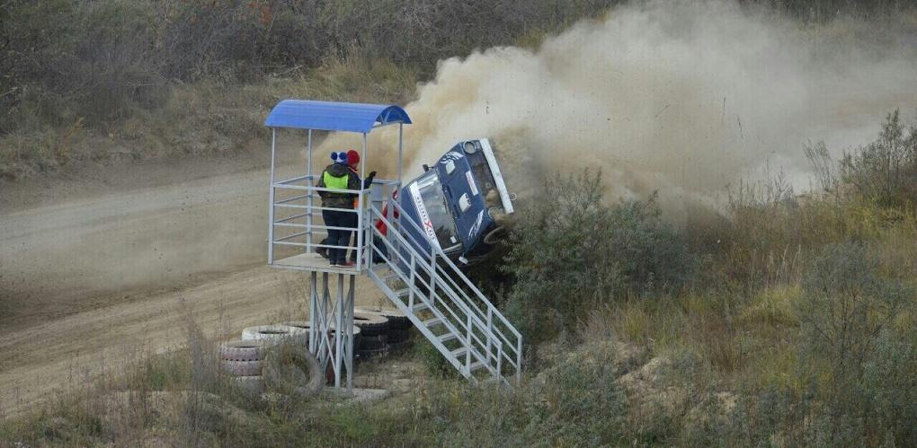 В федерации автоспорта собирают документы об аварии на гонках в Омске