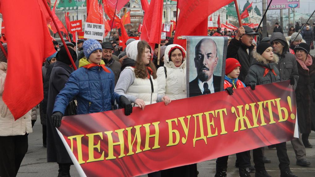 Омские коммунисты определятся с кандидатом в губернаторы на следующей неделе