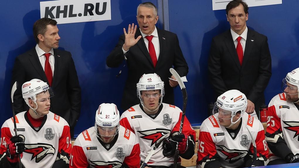 Канарейкин: «Авангарду» нужно доказывать, что выход в финал Кубка Гагарина не был случайностью