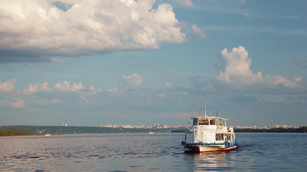 Стало известно расписание движения паромов в Новосибирской области