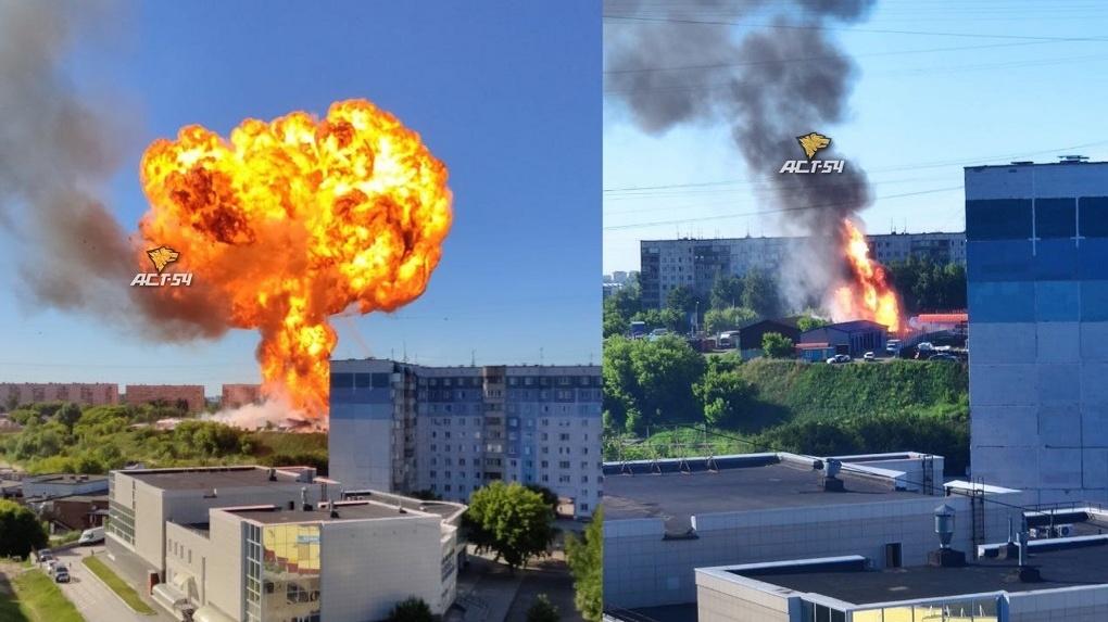 ОФИЦИАЛЬНО: новосибирские заправки подвергли тотальной проверке после мощного взрыва на АГЗС