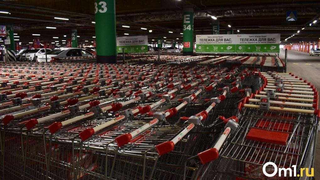 В Омске на Левом берегу откроется новый супермаркет Шкуренко и Шадрина