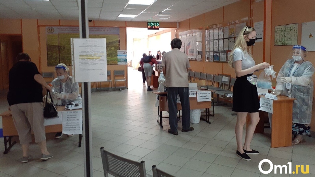 Миллион голосов: в Новосибирской области названы предварительные итоги выборов по поправкам в Конституцию