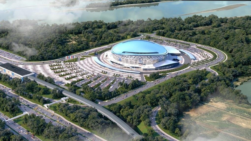 Три фан-зоны откроют в Новосибирске для трансляций матчей МЧМ-2023
