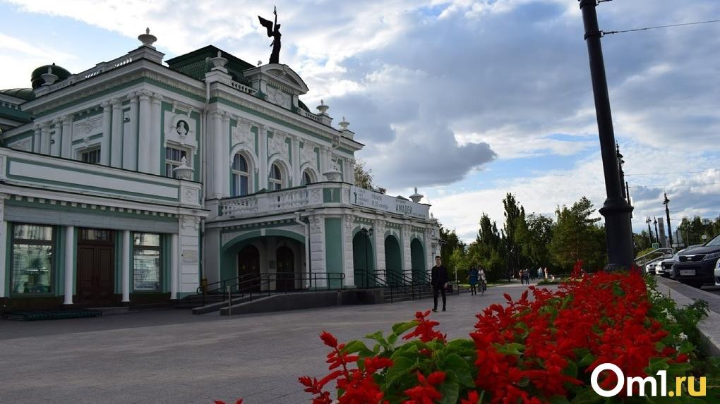 Омскому театру драмы разрешили показывать спектакль «Ханума»