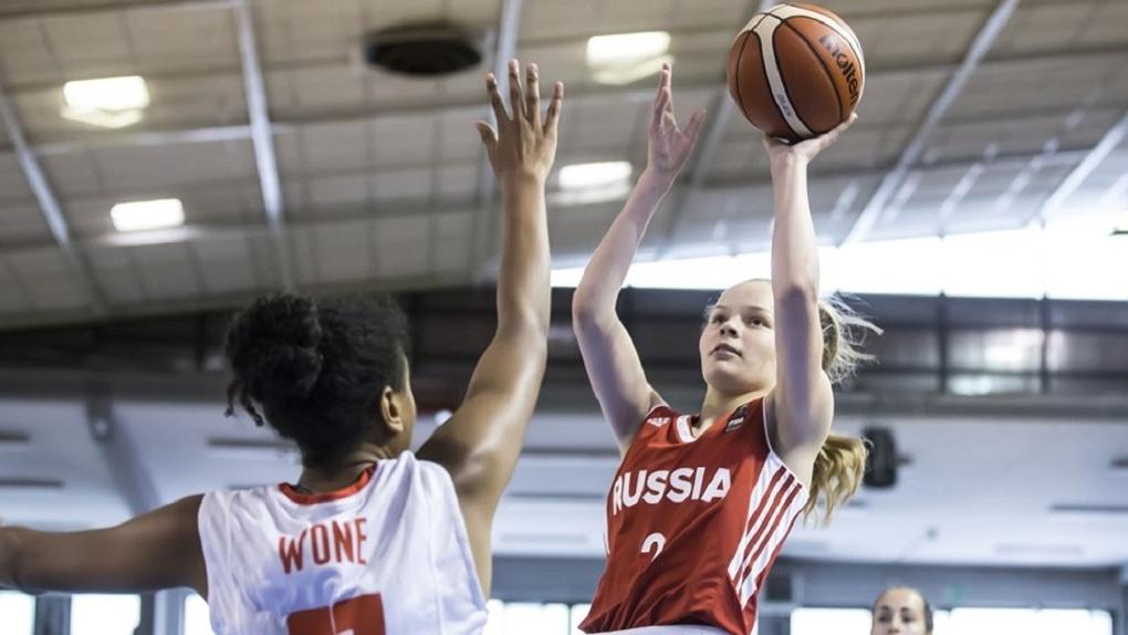 Спортсменка из Омска попала в молодежную сборную России по баскетболу