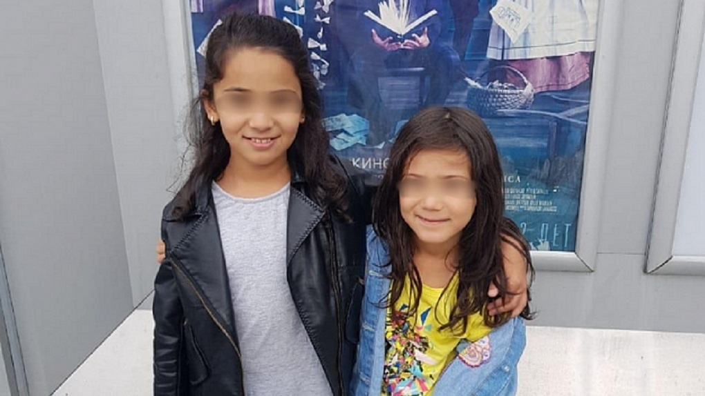 В Новосибирске нашли бесследно исчезнувших сестёр на самокатах