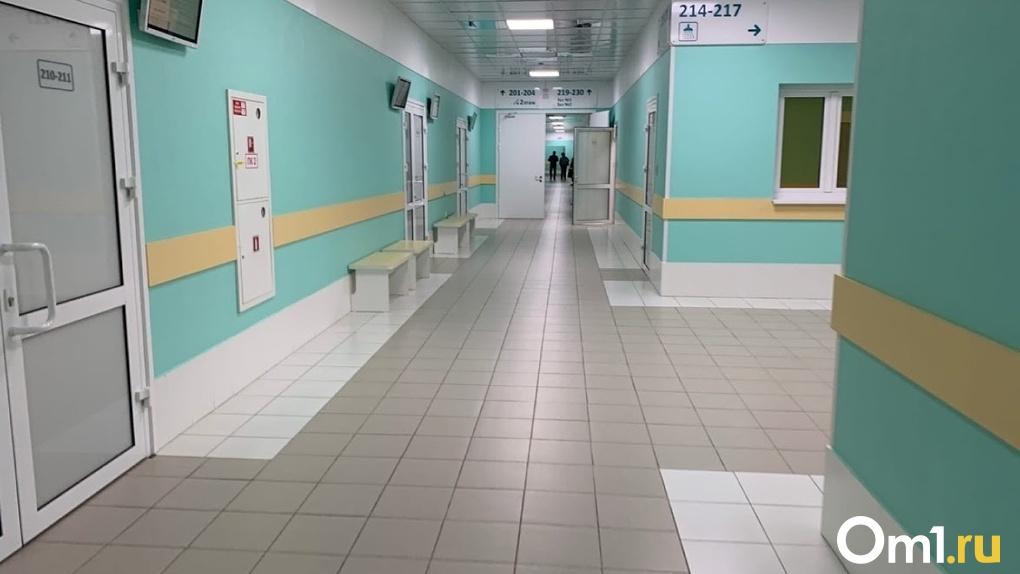 В Омской области откроются ещё четыре больницы для коронавирусных пациентов