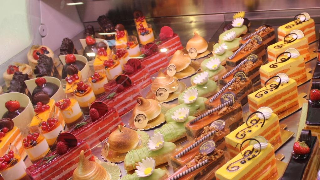 берегам торты с картинками в магазинах одной стороны, приятно